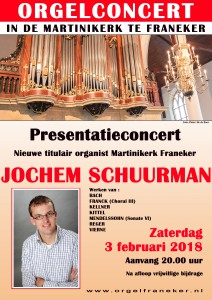 Poster 1 Jochem Schuurman Zaterdag 3 Februari 2018